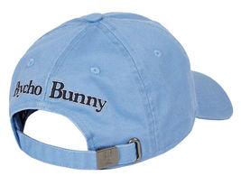 Psycho Bunny Men's Cotton Embroidered Strapback Sports Baseball Cap Hat image 9
