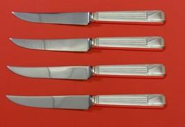 """Century by Tiffany & Co. Sterling Silver Steak Knife Set 4pc 8 1/2"""" Custom - $440.10"""