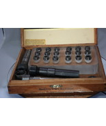Machine Collet Set MACHINE SHOP TOOLING WITH FREE SHIPPING IN USA - $445.00