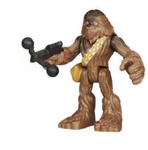 "Star Wars Imaginext Chewbacca Mini Figure 2011 Toy 2"" galactic heroes - $9.89"