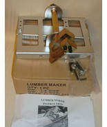 LUMBER MAKER CHAINSAW GUIDE ACCESSORY CUT CUTTING LUMBER WOOD New - $39.59