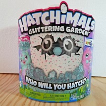 HATCHIMALS OWLICORNS GLITTERING GARDEN OWLICORN BIG EGG BONUS CRISTAL NEST - $109.99