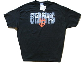MLB San Francisco Giants Short Sleeve Tee XL Official NWT - $15.99