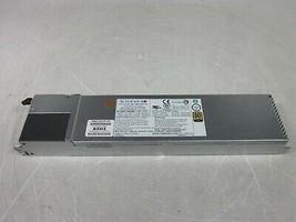 Supermicro PWS-1K21P-1R 1200 Watt Power Supply Module - $21.60