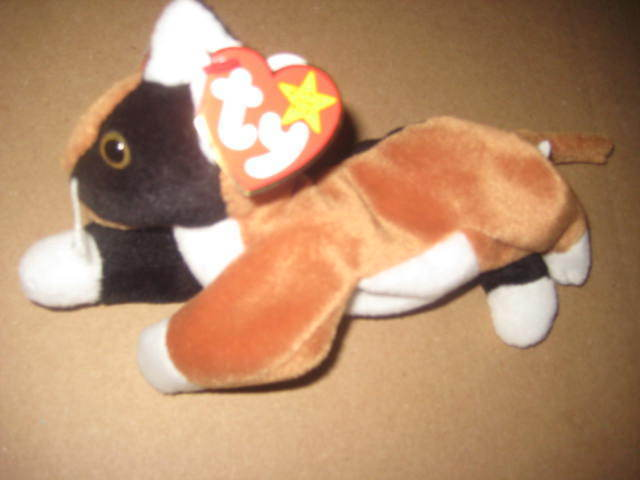 ad1766e5180 Ty Beanie Babies Chip the Cat Hand Made in and 50 similar items. S l1600