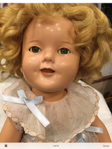 Vintage 1930's Shirley Temple Composition Doll-Great - $425.00