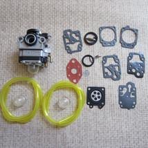Carburetor & Carb Repair kit Line HONDA GX31 GX22 FG100 Trimmer Brush Cu... - $12.76
