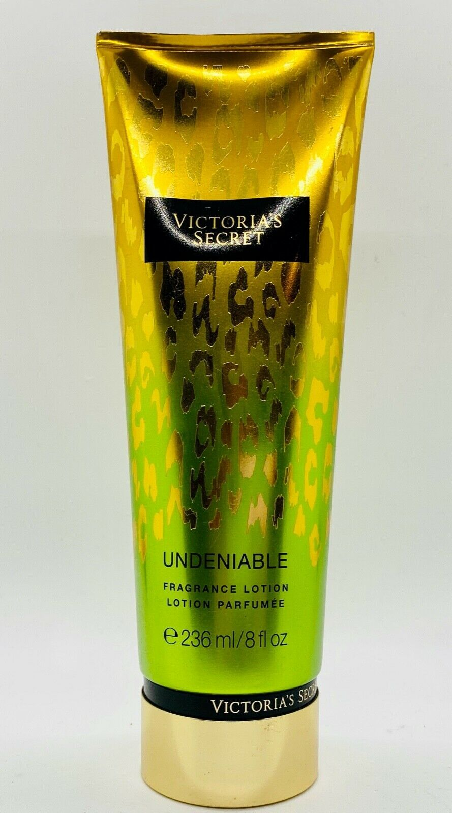 Primary image for 1 VICTORIA'S SECRET UNDENIABLE FRAGRANCE BODY LOTION 8 FL.OZ NEW