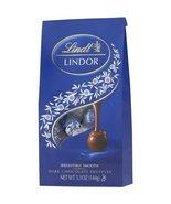 Lindt Lindor Dark Chocolate Truffle Ball, 5.1 oz (Pack of 3) - $18.45