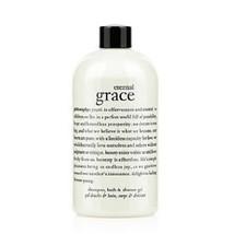 Philosophy Eternal Grace 8 Oz New | Sealed 3-N-1 Shampoo Shower Gel Bubble Bath - $37.21
