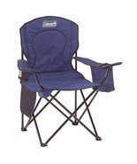 Coleman Oversized Folding Quad Chair Outdoor Camping Beach Fishing with ... - $48.55 CAD