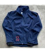University of Illinois Fighting Illini Women's Columbia Jacket Size Smal... - $19.79