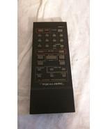 Realistic TV VCR Remote Control Model 21 Free Shipping *B25 - $5.94