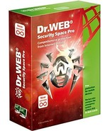 Dr.Web Security Space Multi Users Download Global Activation - $25.00+