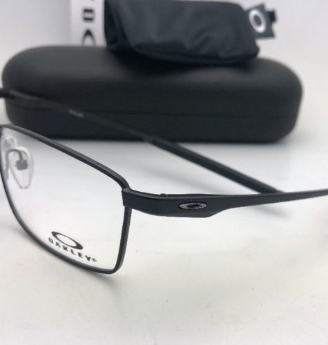 1c1797366d8 New OAKLEY Eyeglasses FULLER OX3227-0155 55-17 139 Matte Satin Black Frames