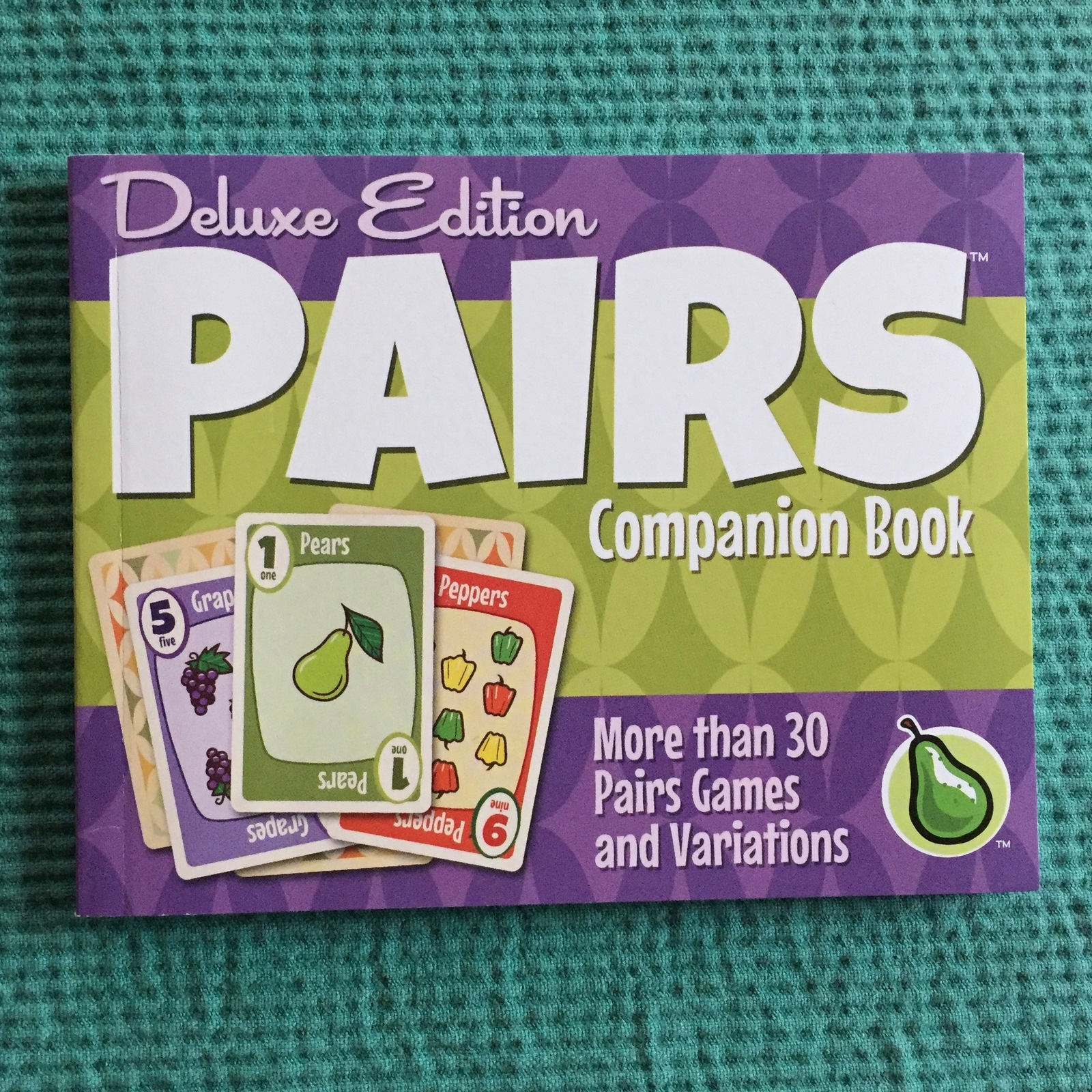 Pairs companion book