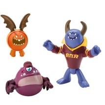 Imaginext Disney Pixar Monsters University Johnny, Chet & Omar - $21.34