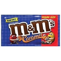 M&M'S Caramel Chocolate Candy Sharing Size 2.83 oz - $6.99