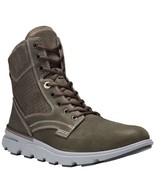 TIMBERLAND A1MB4 EAGLE BAY MEN'S OLIVE GREEN lightweight comfort BOOTS - $79.99