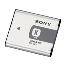 Sony NP-BK1 Type K Rechargebale Li-Ion Battery Pack For Cybershot Cameras - $44.54