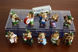 Kinder Surprise Egg Set Top Ten Teddies Band Octoberfest 1995 complete+ ... - $11.99