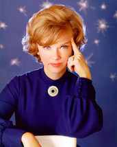Anne Francis 16x20 Canvas Giclee Studio Portrait in Purple Dress - $69.99