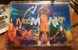 2000-01 Fleer Mystique Middle Men Lakers #MM1 Shaquille O'Neal b13 - $4.50