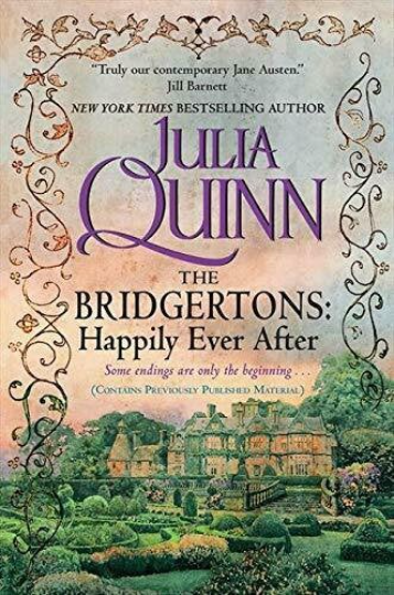 Happily Ever After - by Julia Quinn - Brand New