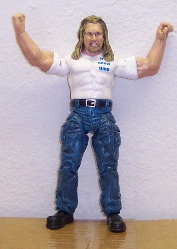 "Primary image for ""Big Show"" 1999 Jakk's Pacific SmackDown Tron Action Figure WWE WWF WCW {1635}"