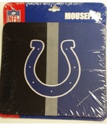 NFL Indianapolis Colts Team Logo Mouse Pad NEW Horseshoe - $8.63