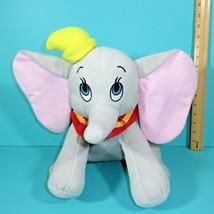"""Walt Disney World Parks Dumbo Elephant Large 14"""" Plush Stuffed Animal Disneyland - $13.95"""