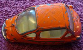 Corgi Heinkel Bubble Car (233) - Orange - 1960 - FREE POSTAGE** - $63.37