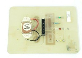 CROWN CONTROLS KEYPAD EECO INC. 798948 REV. A image 2