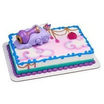 SHIMMER AND SHINE IT'S MAGIC! CAKE DECORATING SET Birthday Party Supplies - $11.83