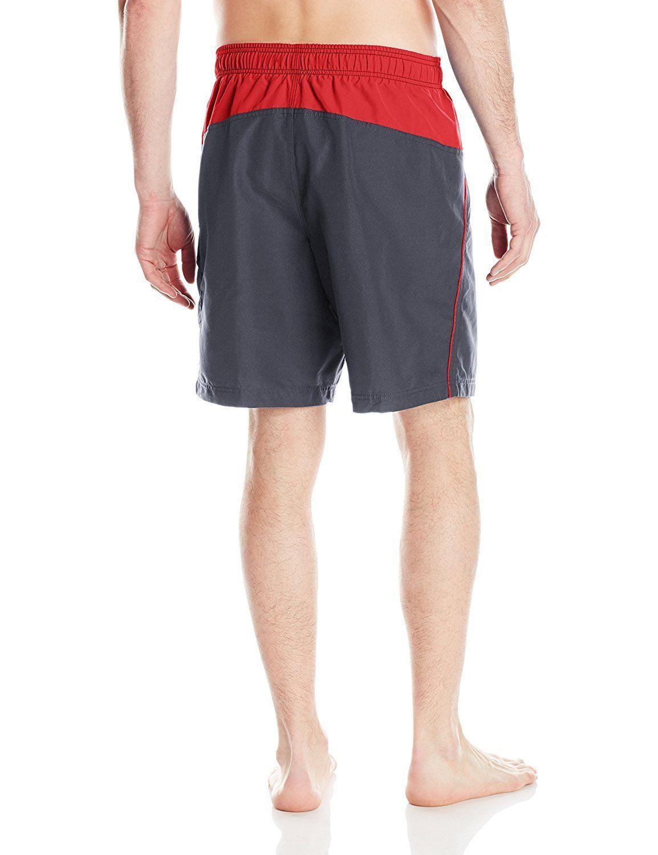 ff5869accd Speedo Men's Sport Volley Shorts Workout & Swim Trunks size ...