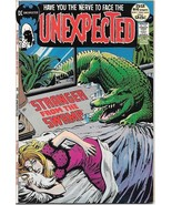 The Unexpected Comic Book #136 DC Comics 1972 FINE- - $14.03