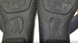 Flops Leather Navy On Slip 10 Size Women's Sandals Flip Blue Børn Thong TAfzqC5