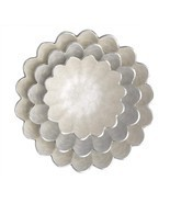 "Artisan d'Orient Round Bowl Set, Sizes - 8"", 11"", 13"", Color - Ivory - €95,49 EUR"