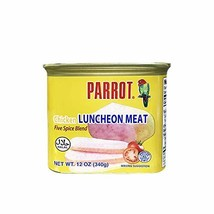 Parrot Brand Chicken Luncheon Meat 12 oz.Pack of 3