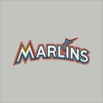 Miami Marlins #5 MLB Team Logo Vinyl Decal Sticker Car Window Wall Cornhole - $4.40+