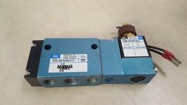 MAC 812C-PM-604BA-212 Direct Solenoid Valve 12VDC - $65.50