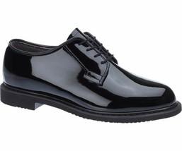 Bates 00731 Lites women's  Black High Gloss Oxford 11 EW - $59.39