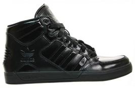 Hi Leather Hard Trainers AQ4556 Triple Court Men's Originals Adidas Shoes Black XqwBUtxt