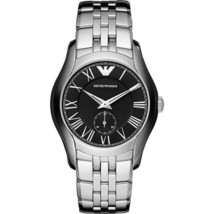 NWT Armani Classic Men's Watch Silver AR1710 - £129.44 GBP