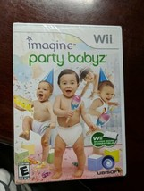 Imagine Party Babyz Nintendo Wii Game  Brand New - In Stock  - $6.78