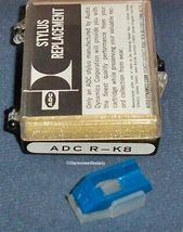 TURNTABLE NEEDLE GENUINE ADC R-K8 for QLM30/III Mk III RSQ31 110-D7C 111-D7C image 3