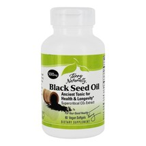 EuroPharma/Terry Naturally - Black Seed Oil - 60 Vegan Softgels - SEE DE... - $14.00