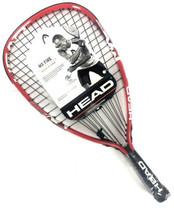 Head MX Fire Racquetball Racquet 3 5/8 Metallix Penn  Red Black - New - $26.19