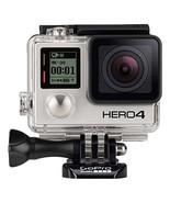 GoPro HERO4 Black Action Camera Waterproof 4k-30fps 1080p-120fps - $247.50