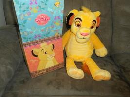 Scentsy Buddy (New) Disney Simba - The Lion King - $47.28